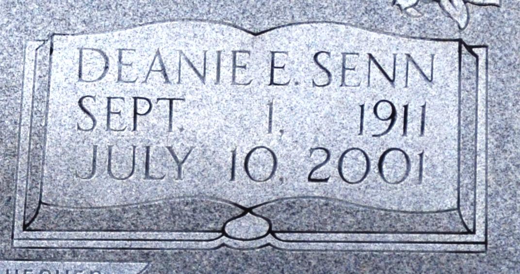 Deanie <i>Senn</i> Adamson
