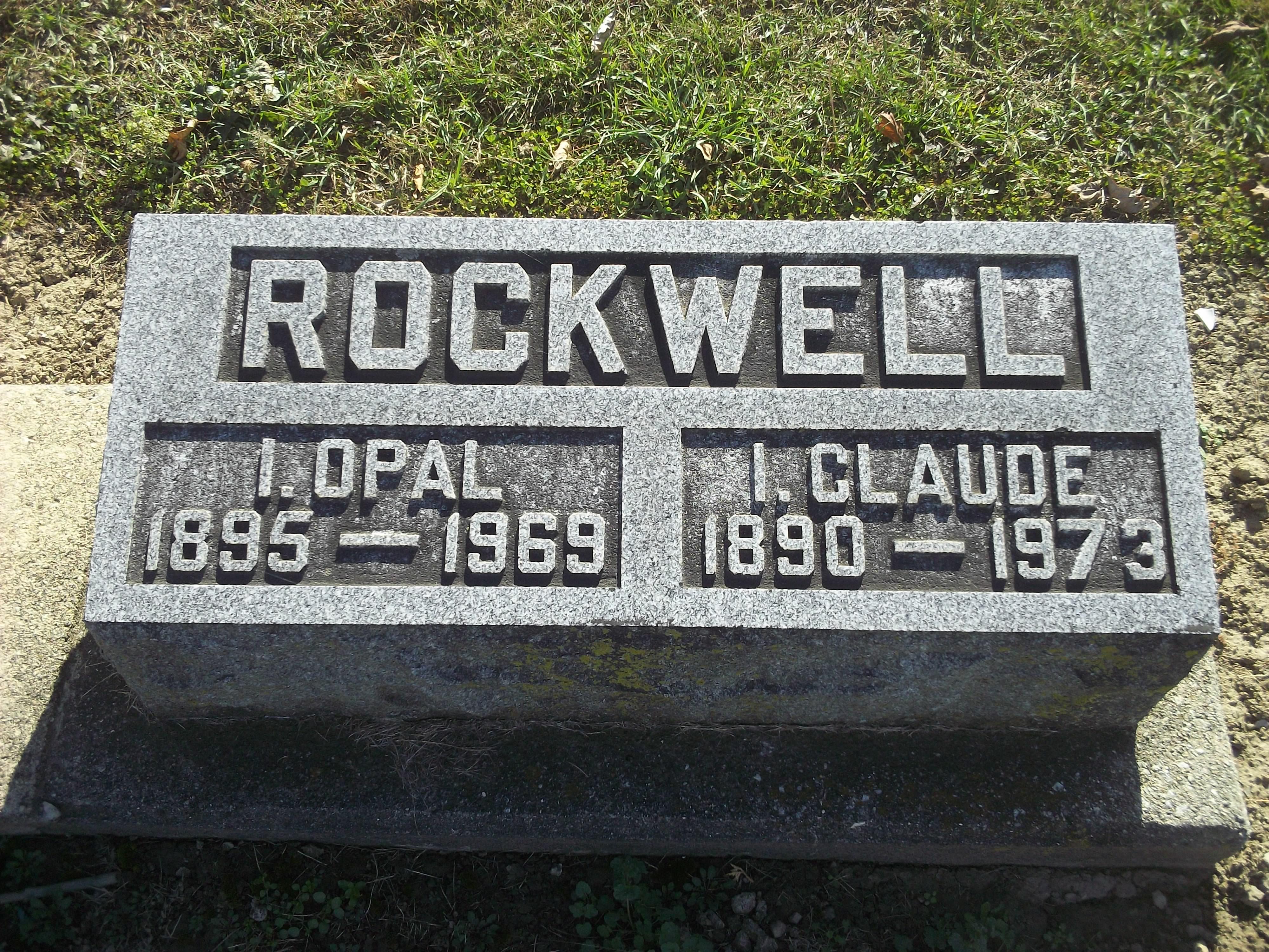 Irvin Claude Rockwell