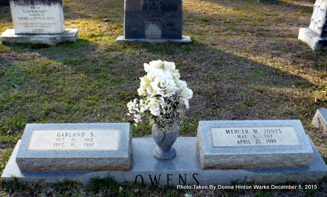 Garland Sylvester Owens