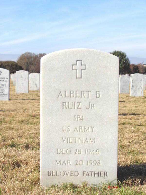 Albert B Ruiz, Jr