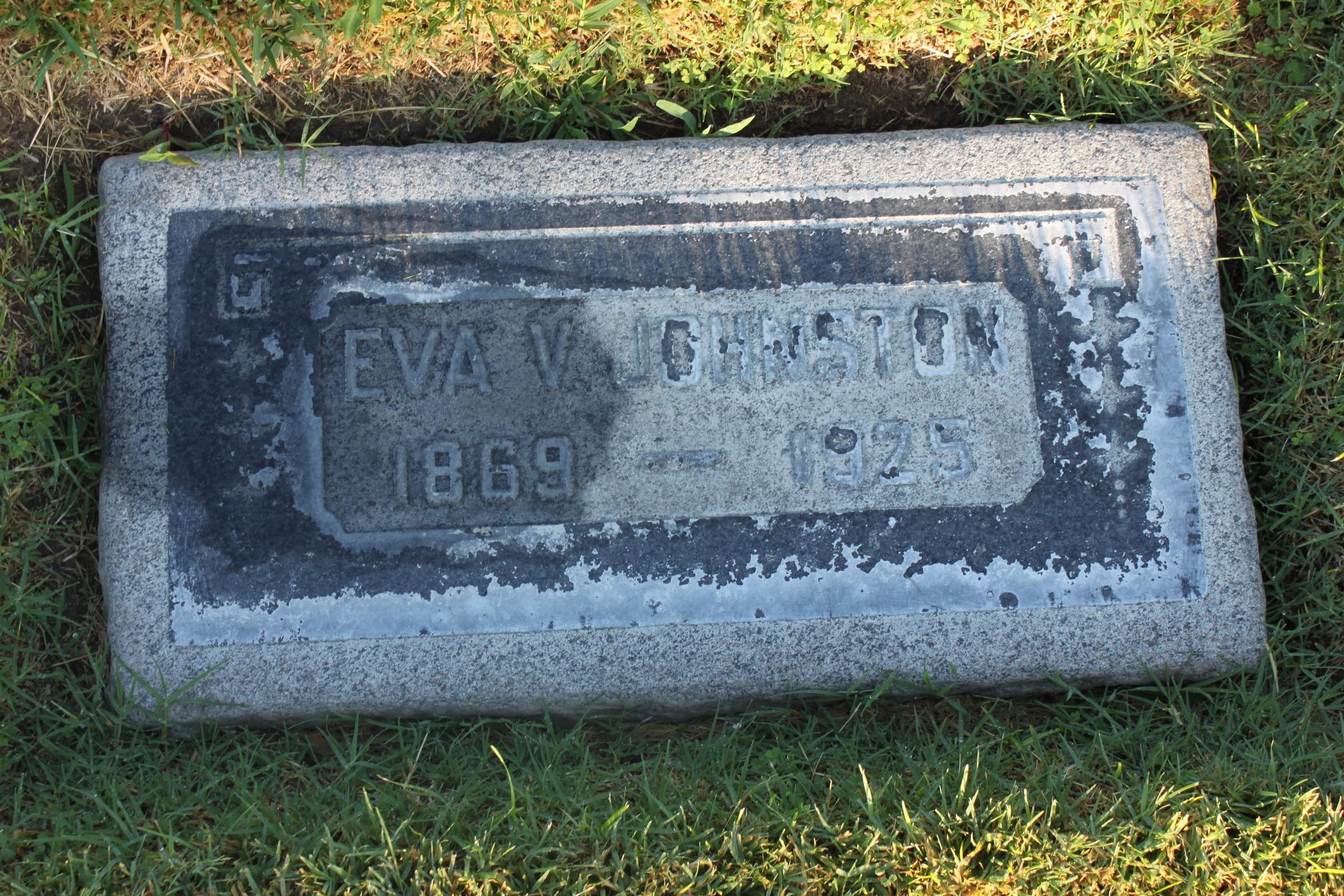 Eva Vanaken Johnston