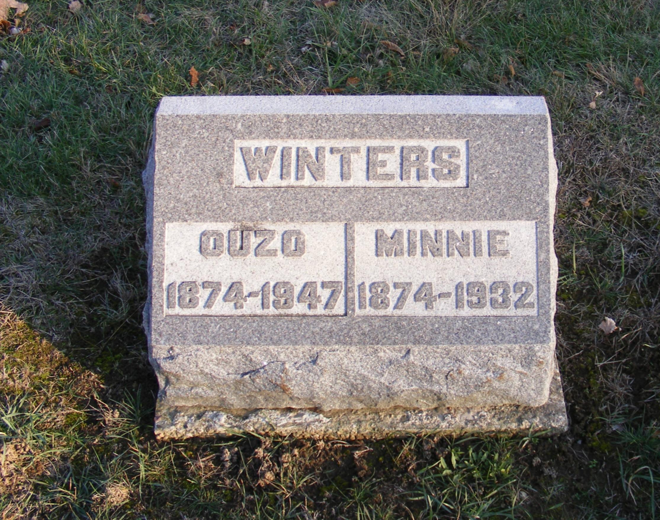 Ouzo Winters