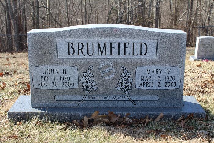 John Henry Brumfield, Sr
