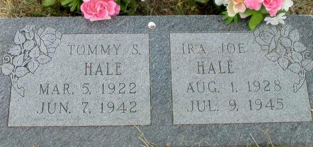 Ira Joe Hale
