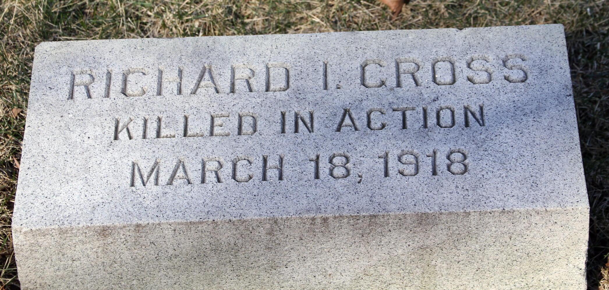 Pvt Richard Gross
