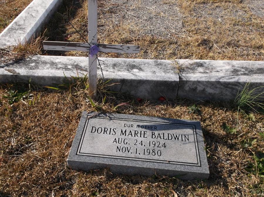Doris <i>Baker</i> Baldwin