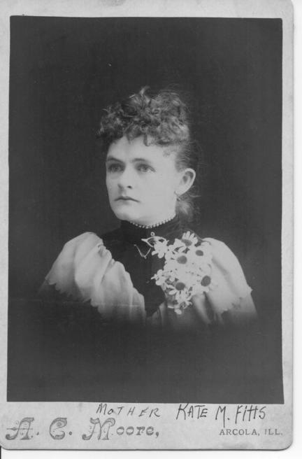 Katherine M. Kate <i>Hunsaker</i> Fitts