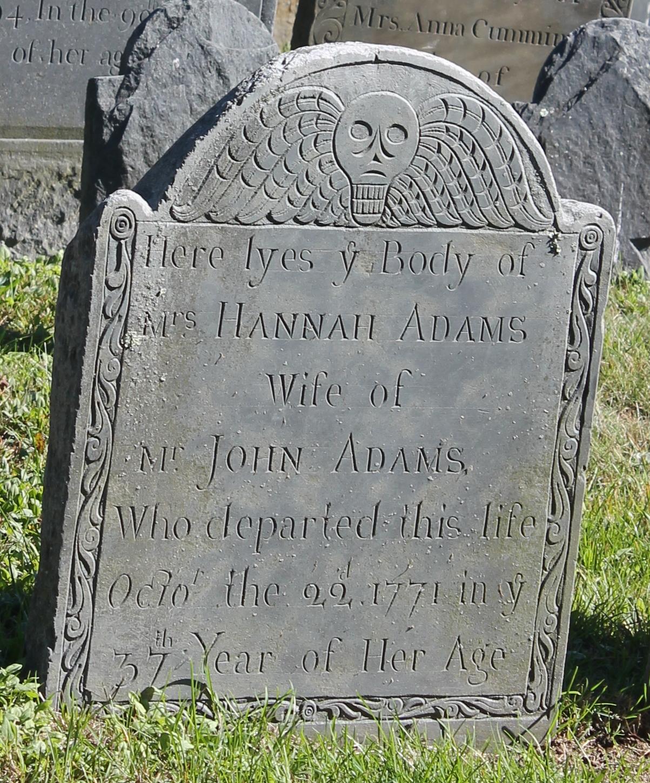 Hannah <i>Osgood</i> Adams