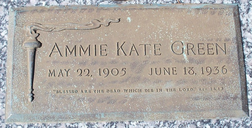 Ammie Kate Green