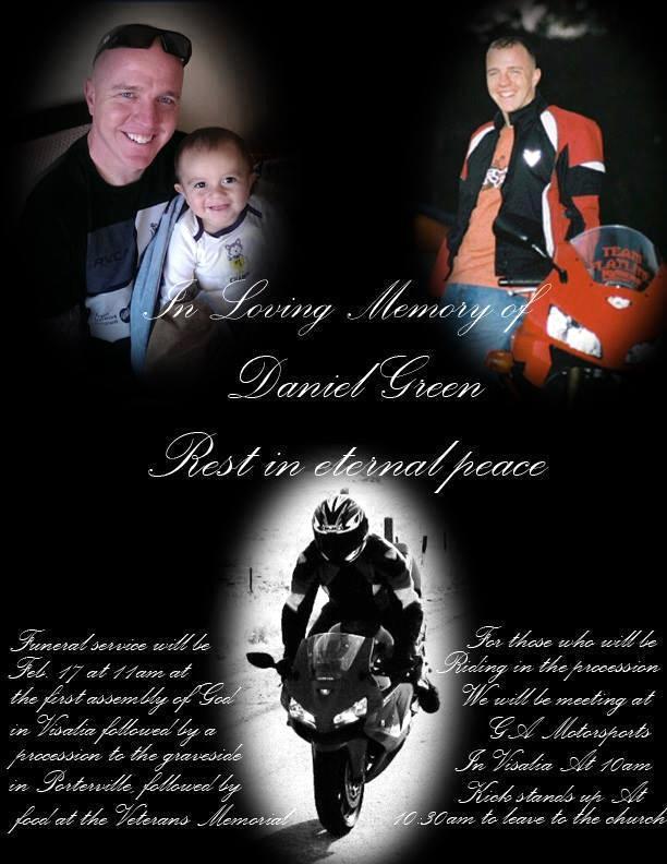 Daniel Green (1984-2015) - Find A Grave Memorial