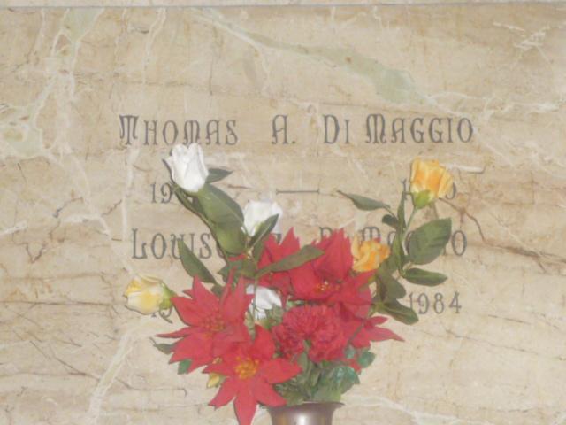 Thomas Arnold DiMaggio