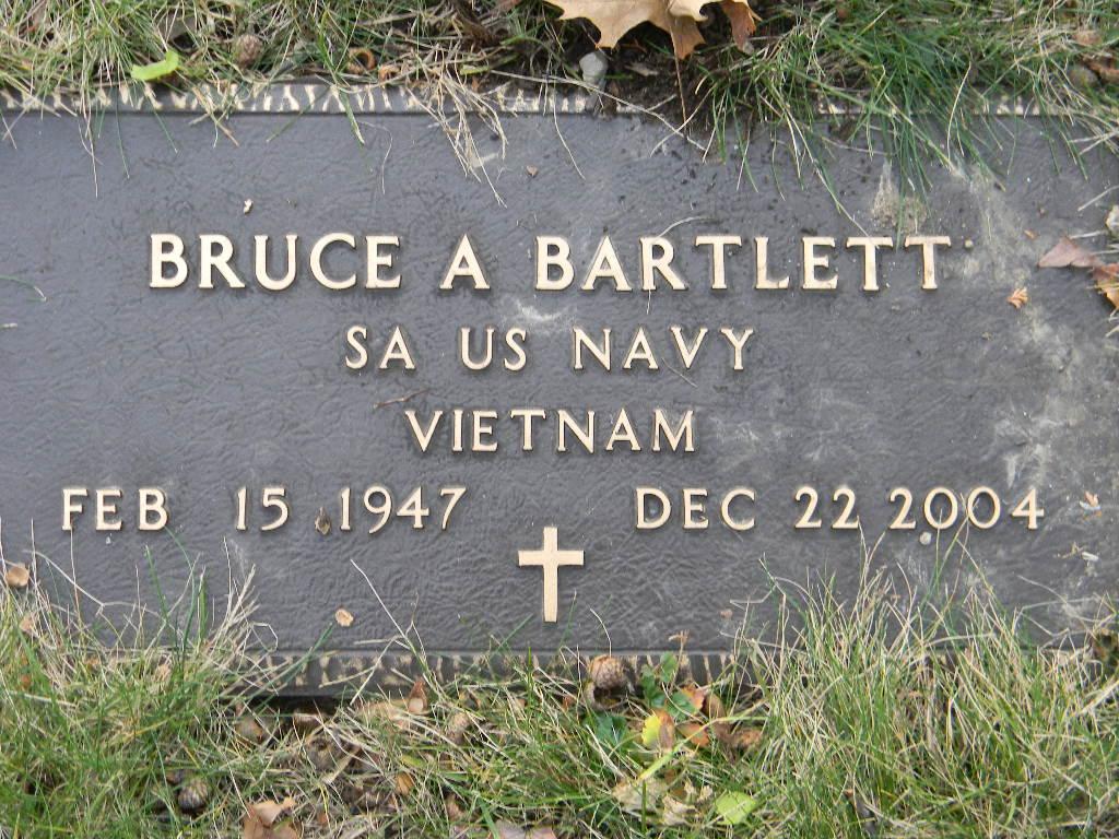 Bruce A Bartlett