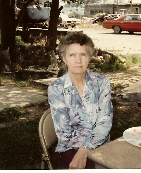 Beatrice Augusta Allen <i>Crichton</i> Allen