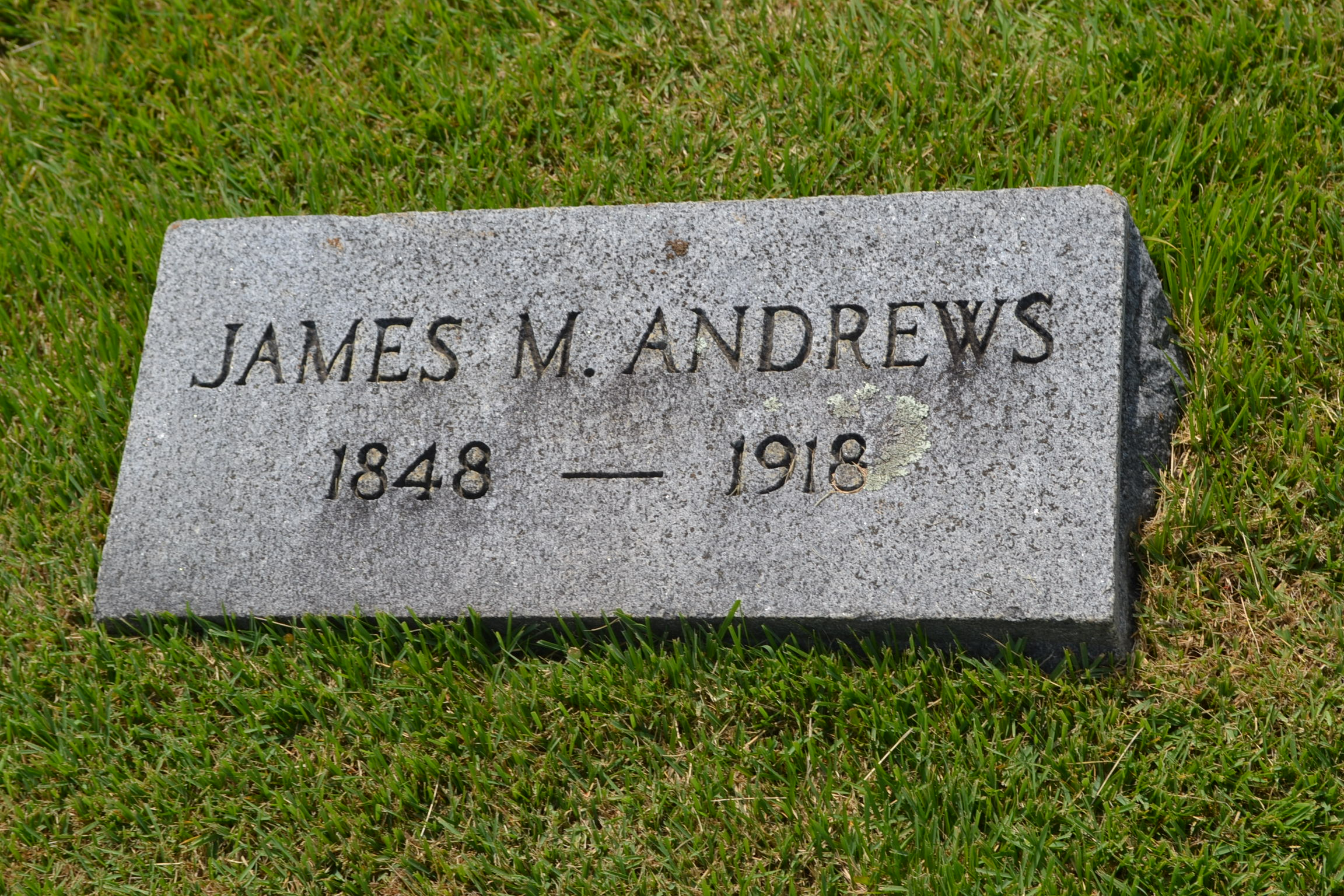 James M. Andrews