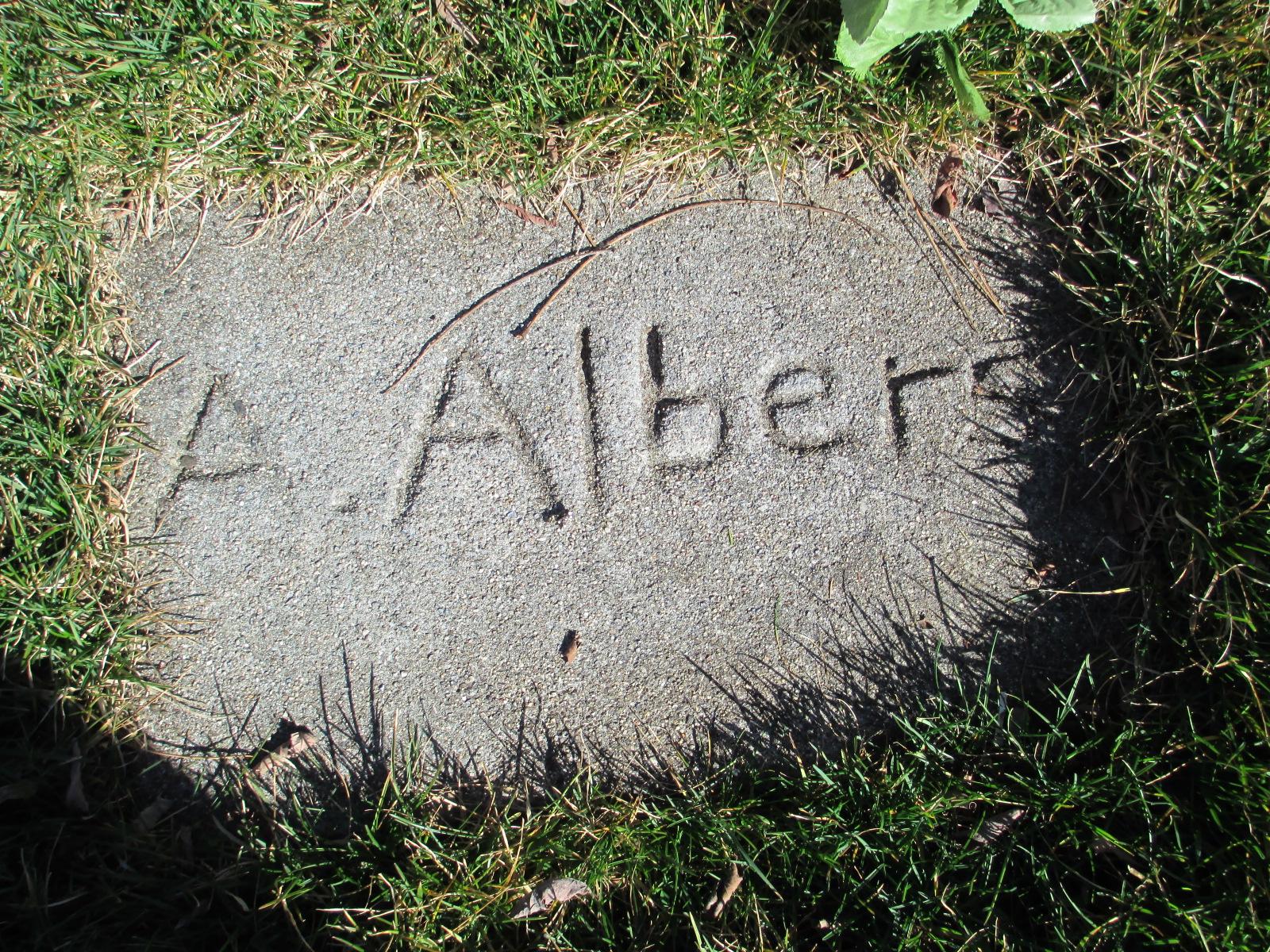 A. Albers