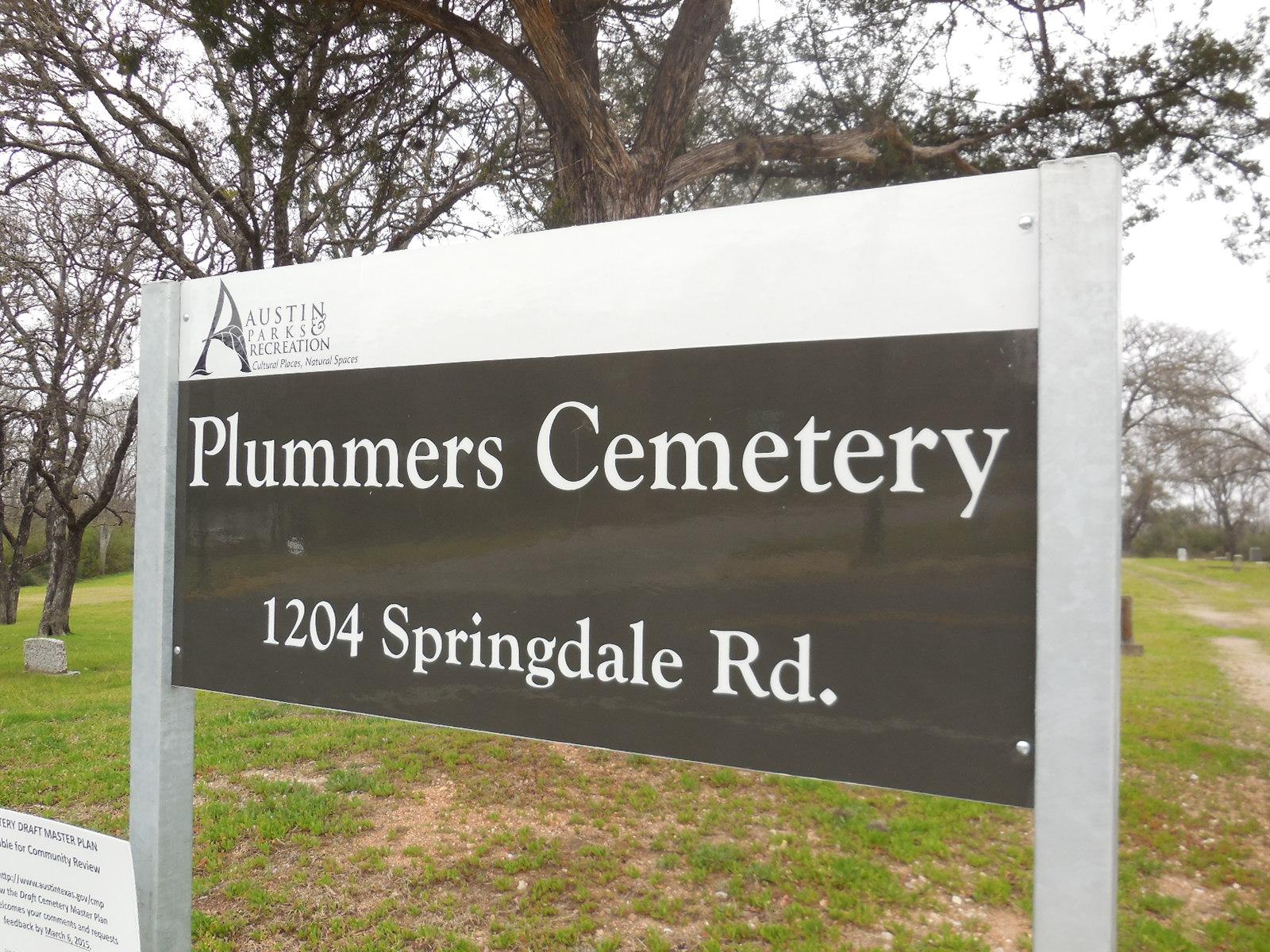 Plummers Cemetery
