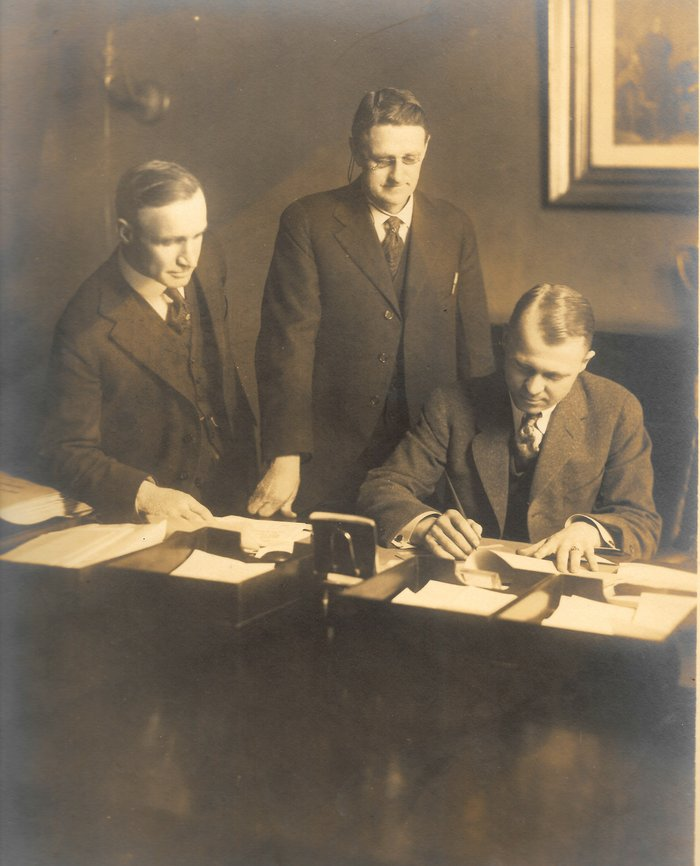 Samuel Roy S.R. McKelvie