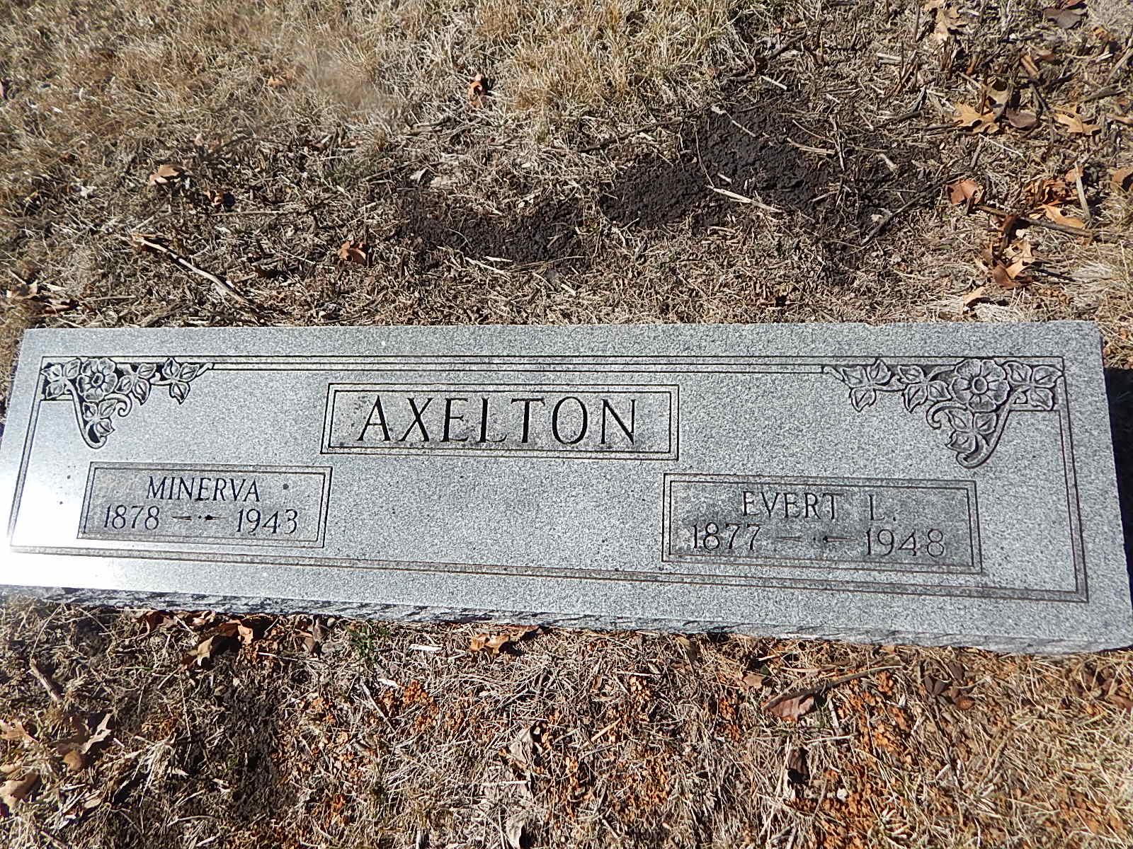 Minerva <i>Rolander</i> Axelton