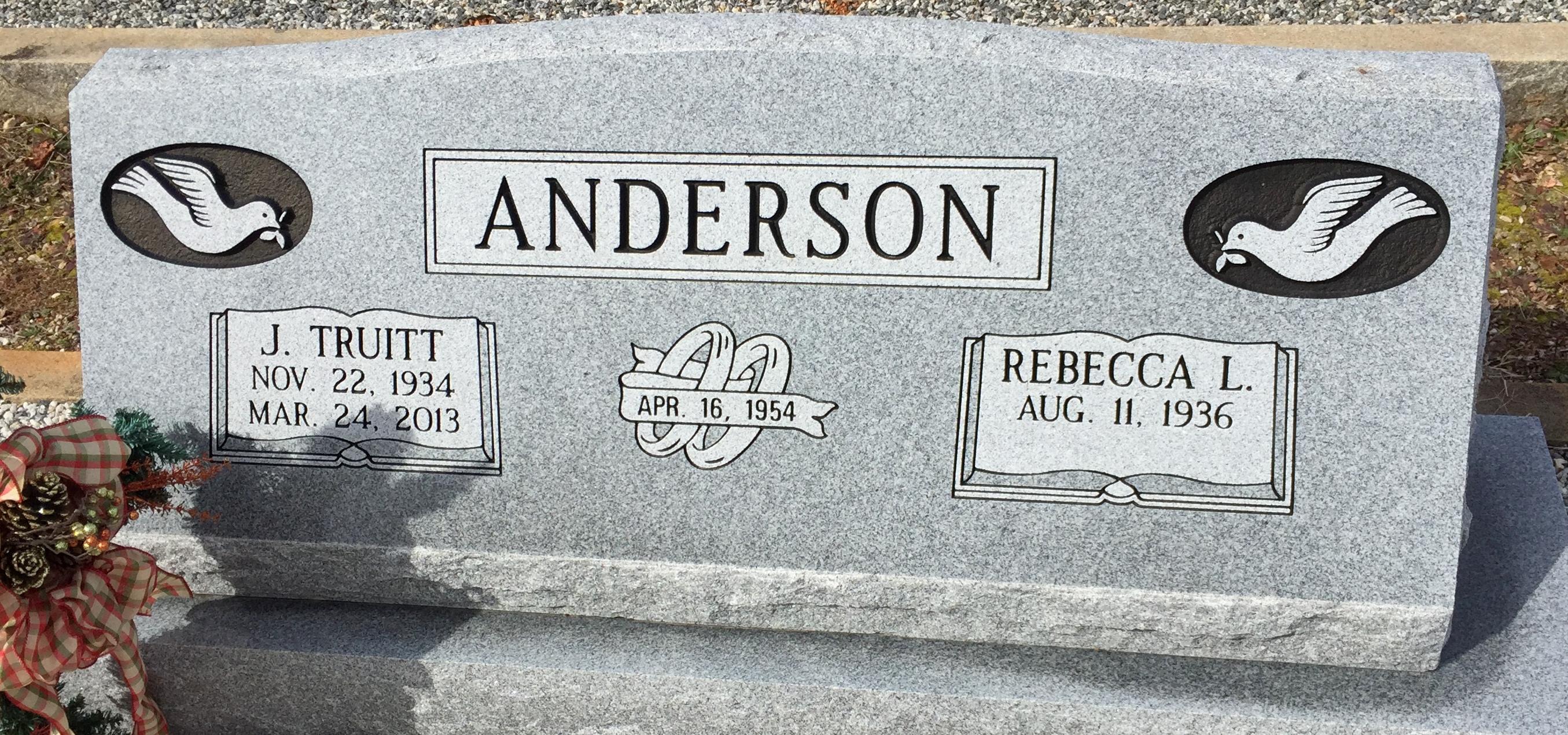 J. Truitt Anderson