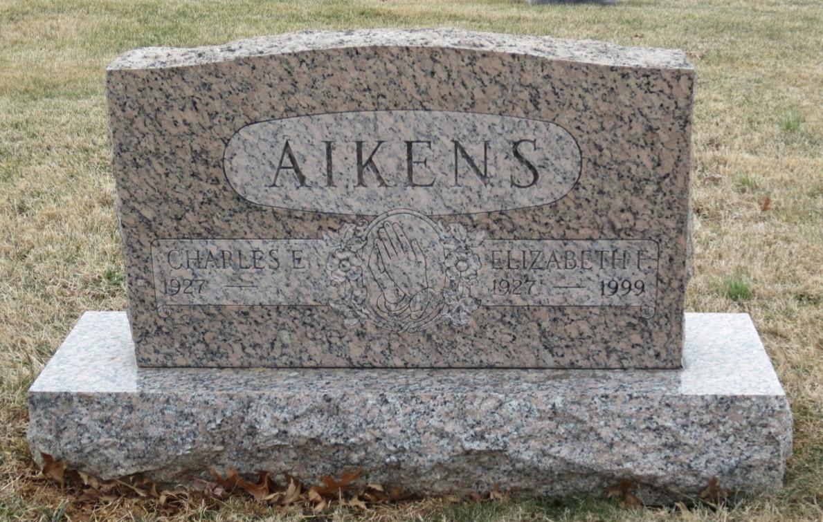 Charles E Aikens, Jr