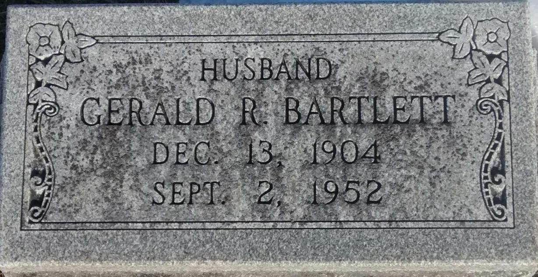Gerald R. Bartlett