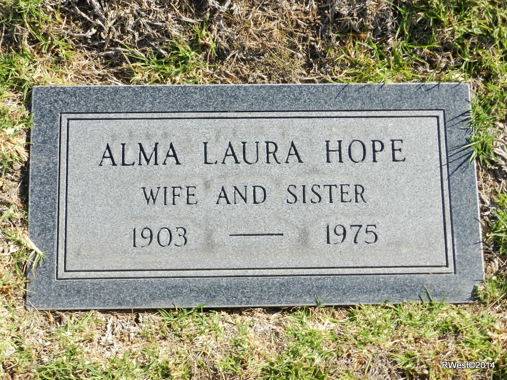Alma Laura Hope
