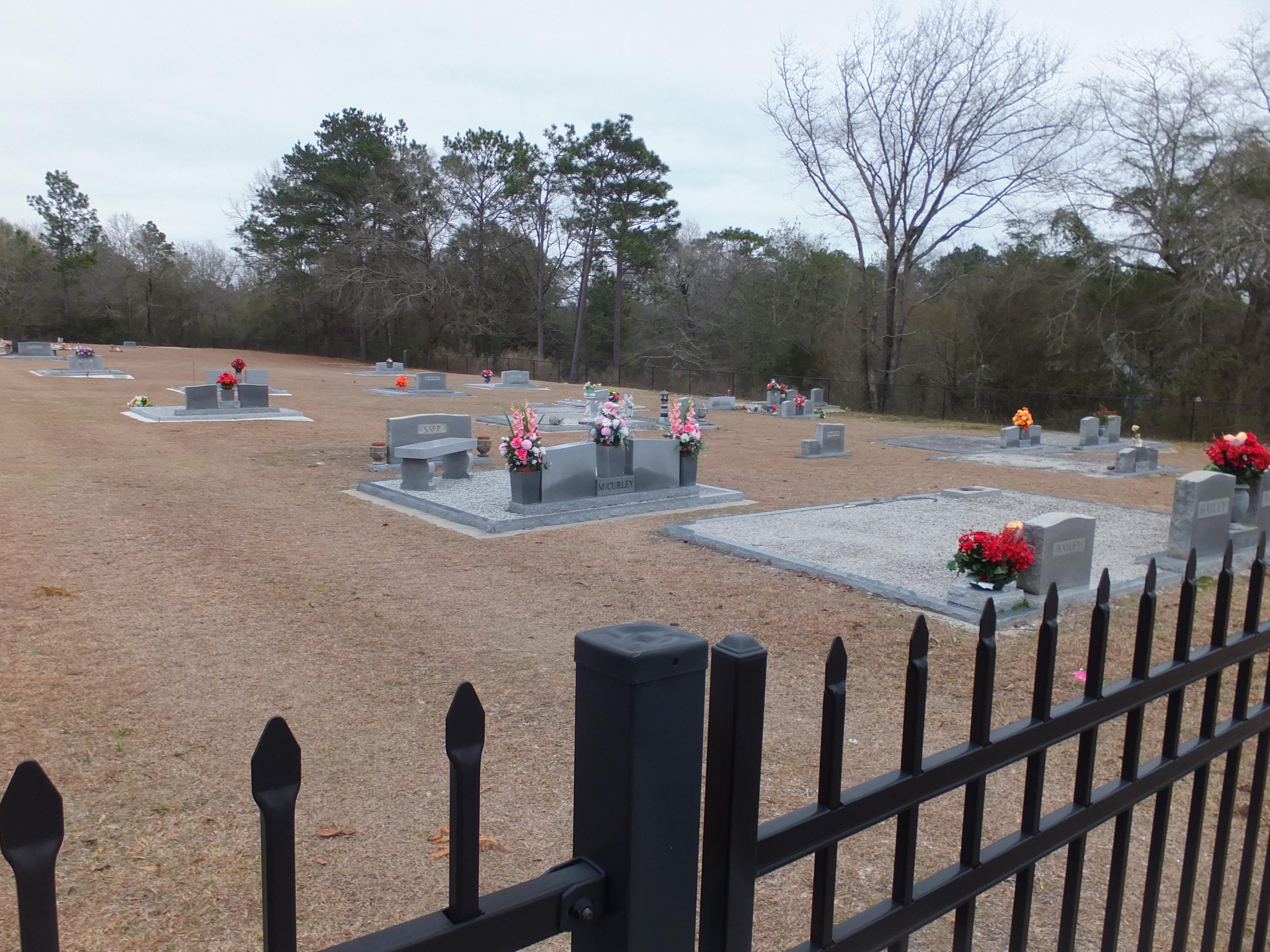Oakey Ridge Baptist Church Cemetery