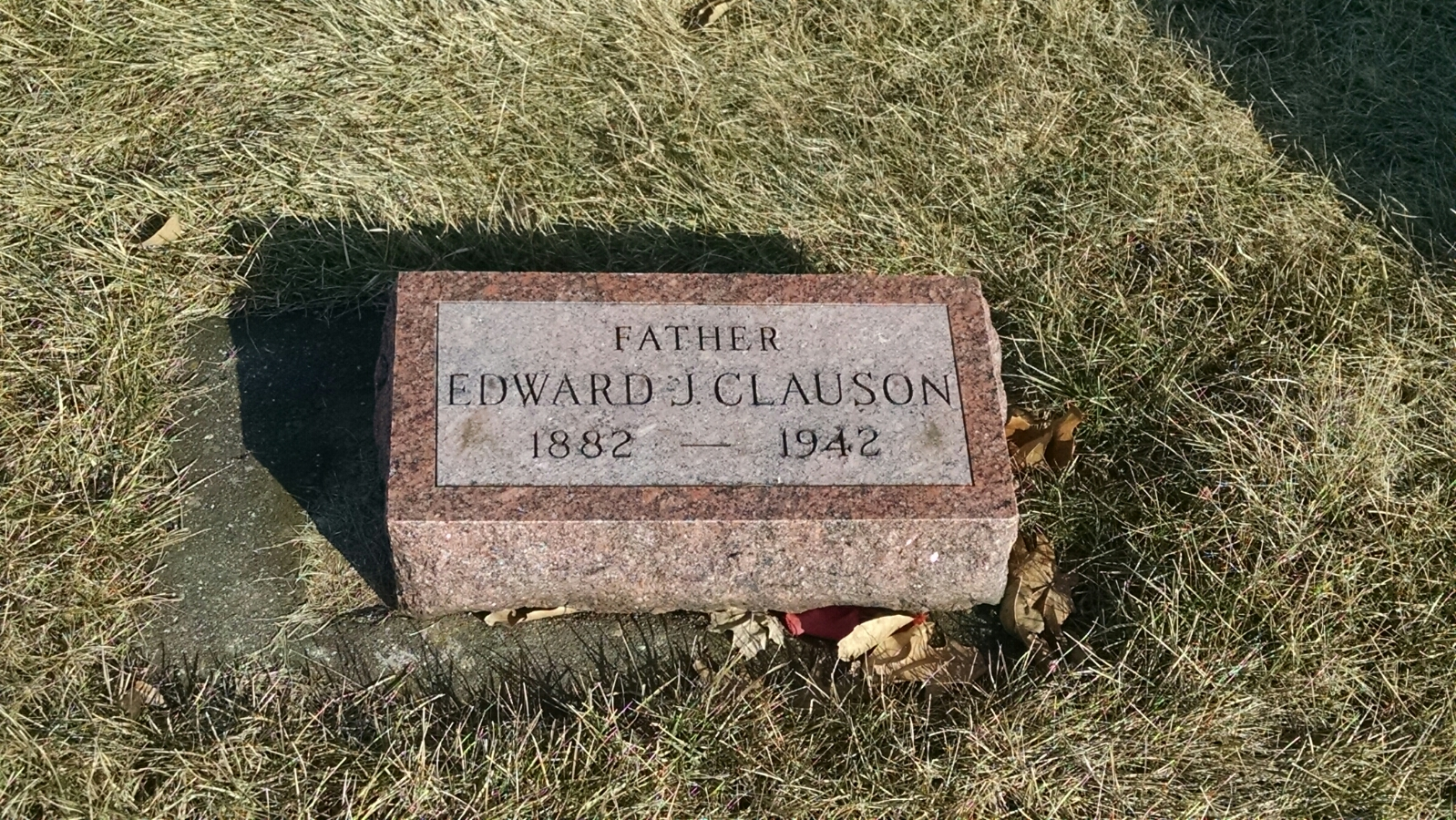 Edward John Clauson