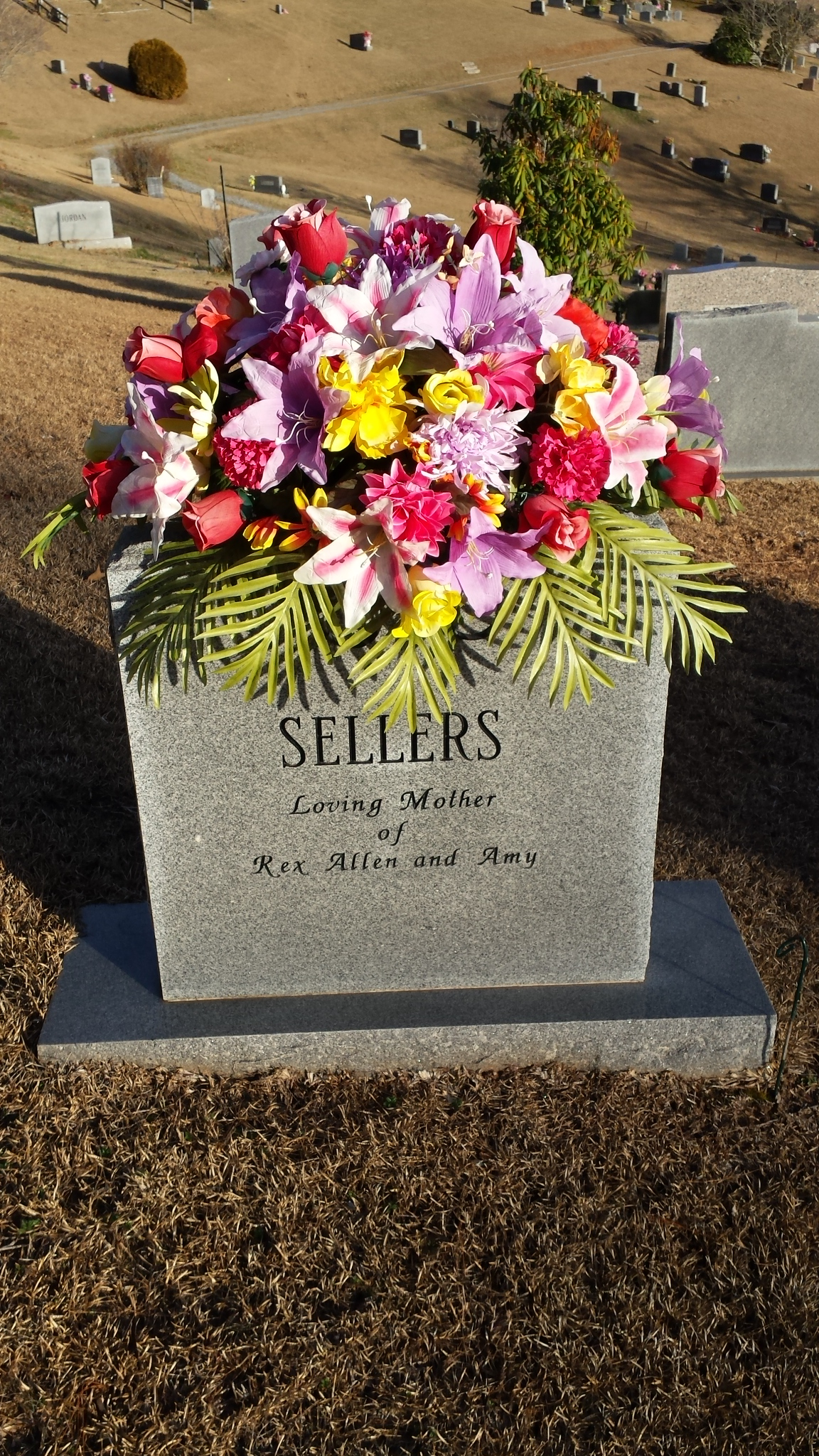 Wendy Michelle Anderson Sellers Find A Grave Memorial
