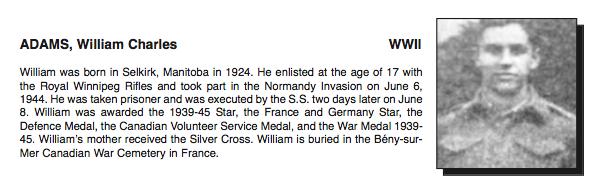 William Charles Adams