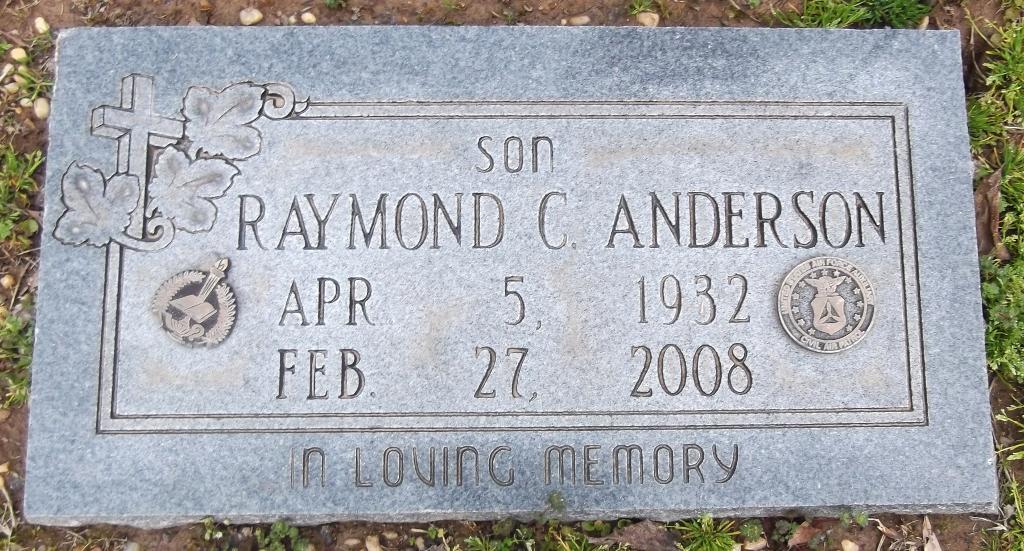 Raymond Clark Anderson
