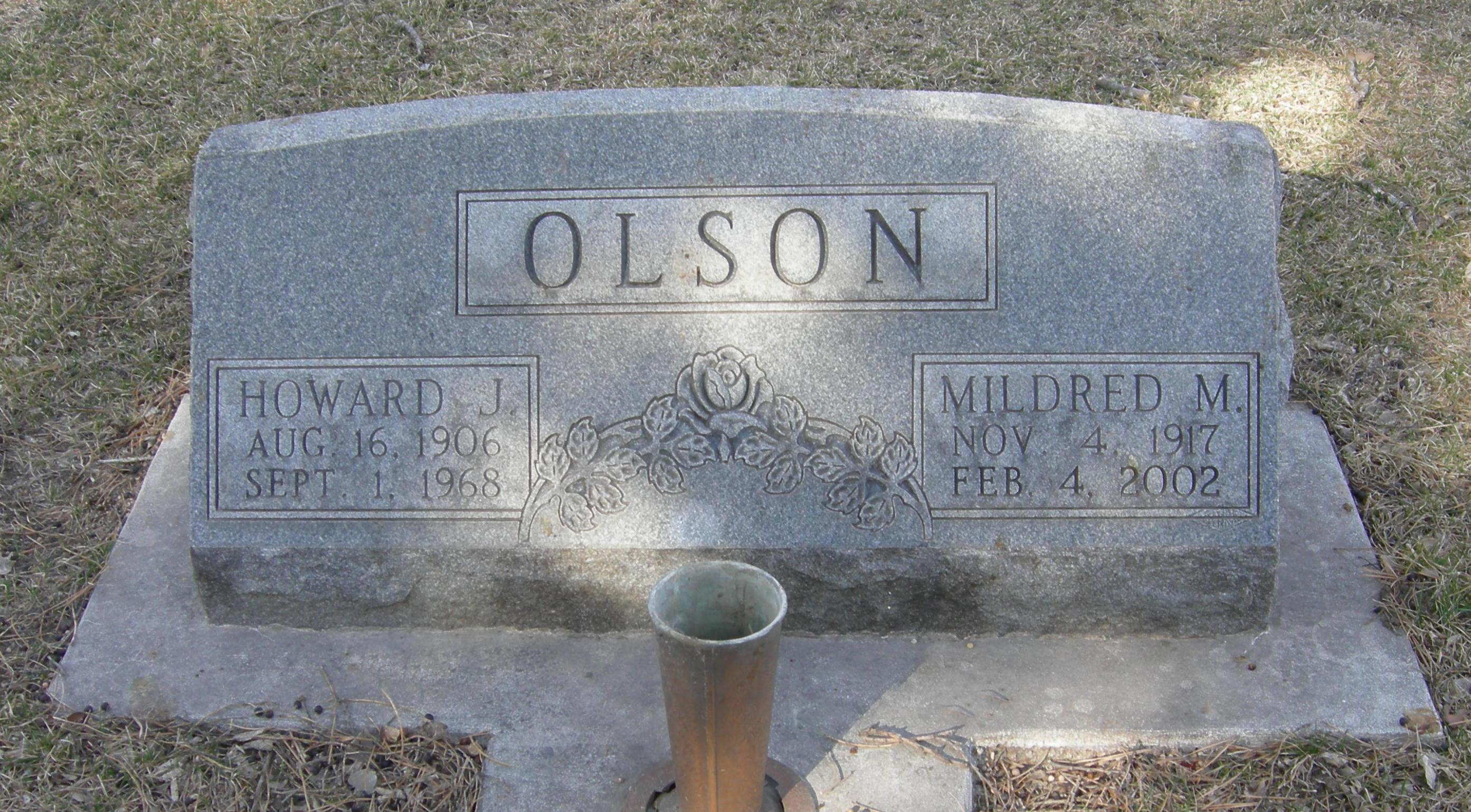 Howard J. Olson