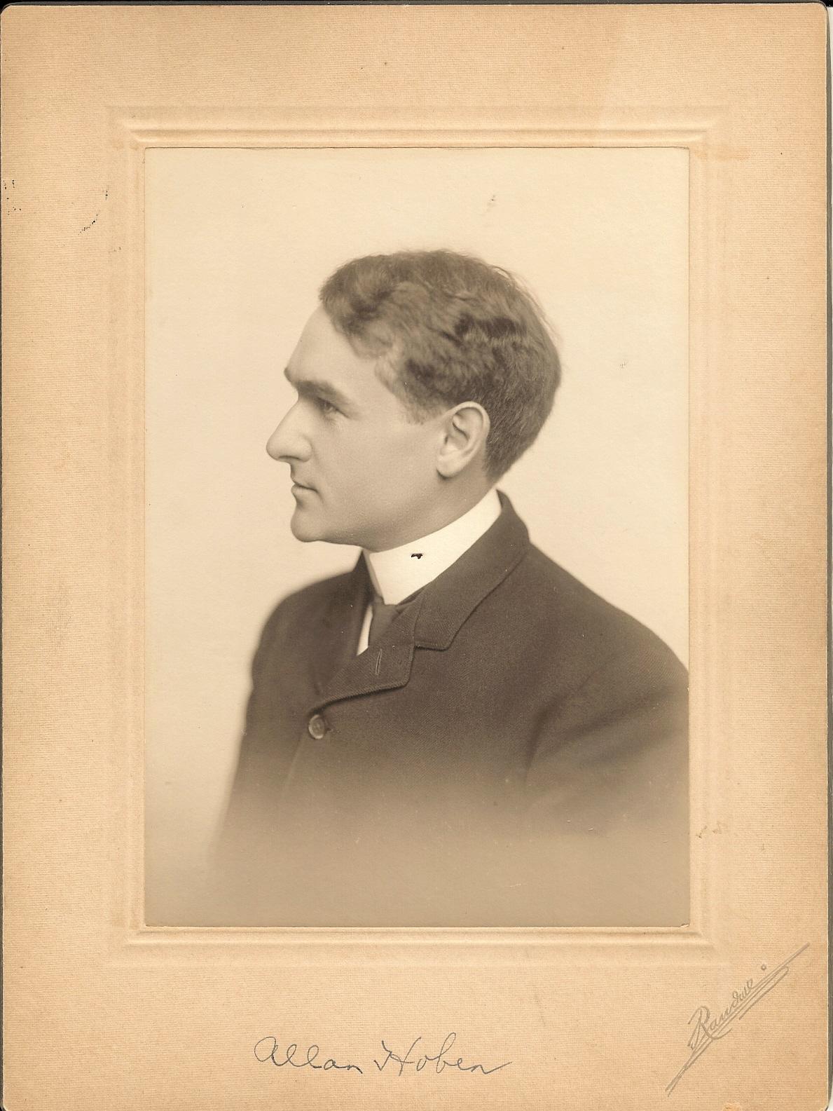 Dr Thomas Allan Allan Hoben