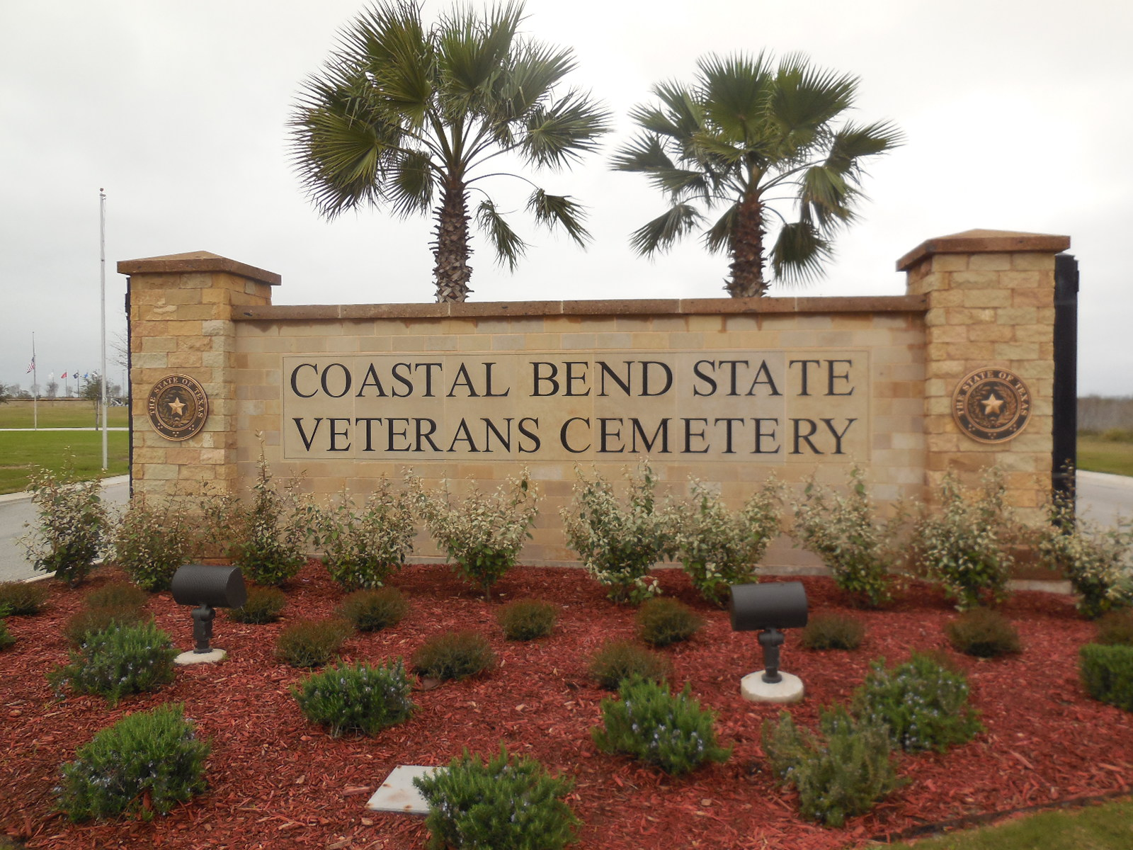 Coastal Bend Veterans Cemetery in Corpus Christi, Texas - Find A ...