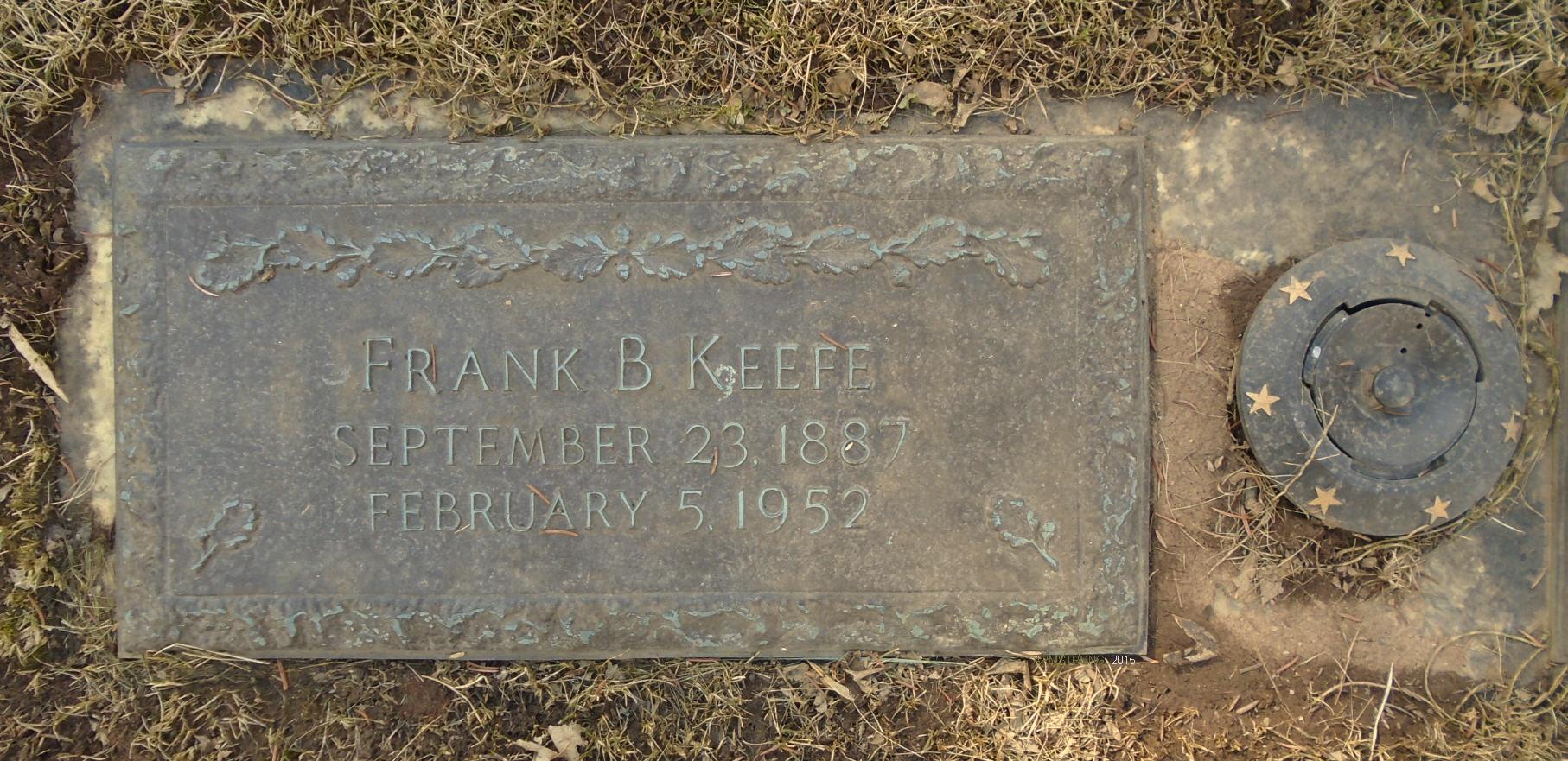 Frank Bateman Keefe