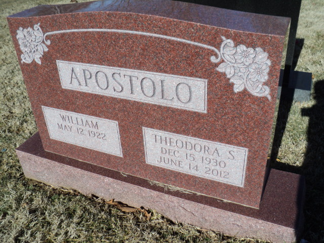 Theodora S Apostolo