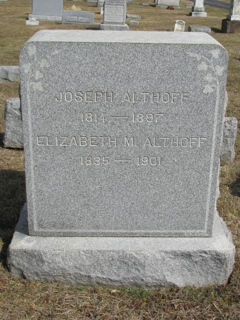 Joseph Althoff