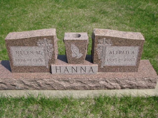 Alfred A Hanna