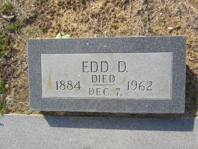 Edd D. Tucker
