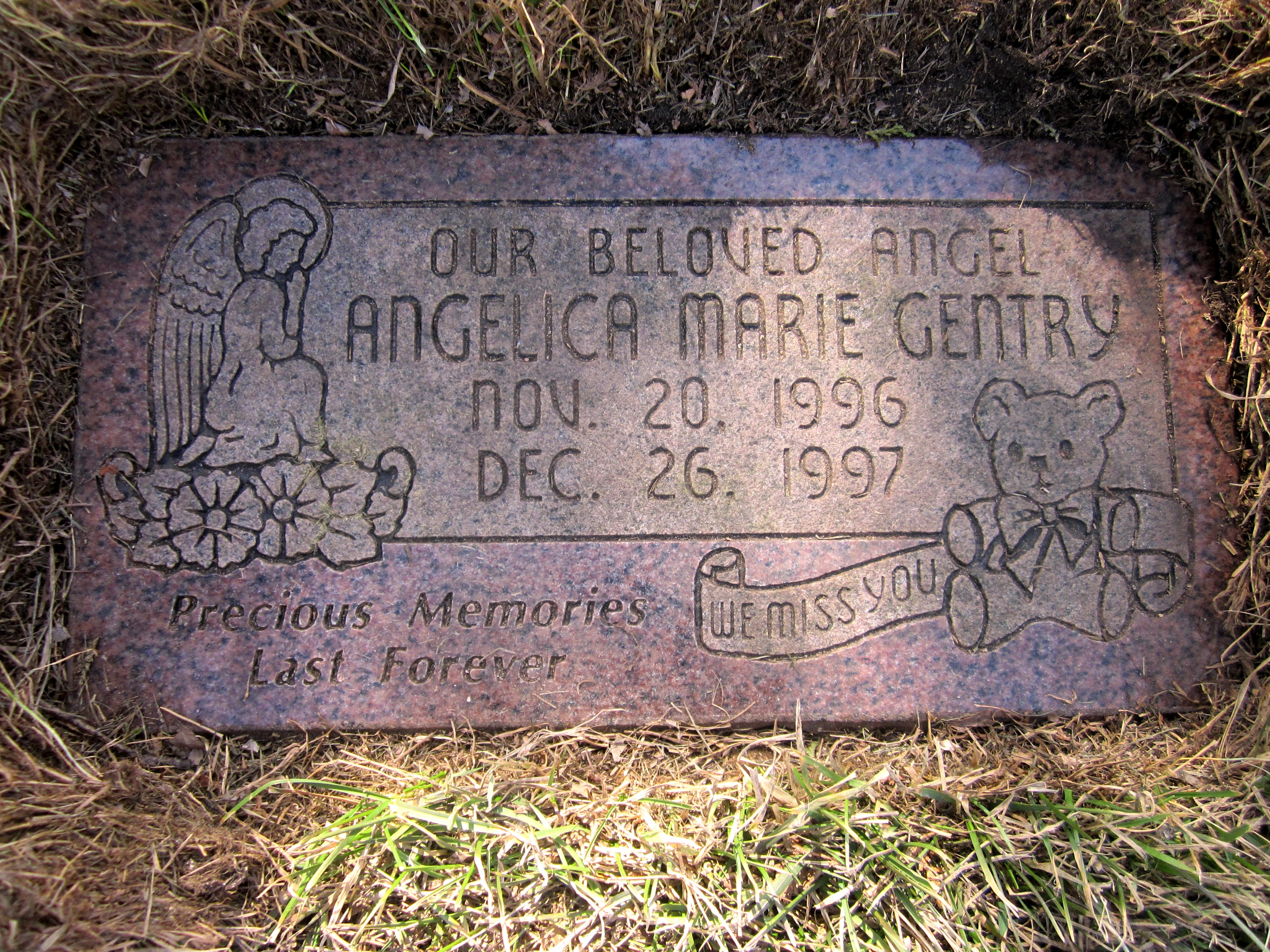 Angelica Marie Gentry