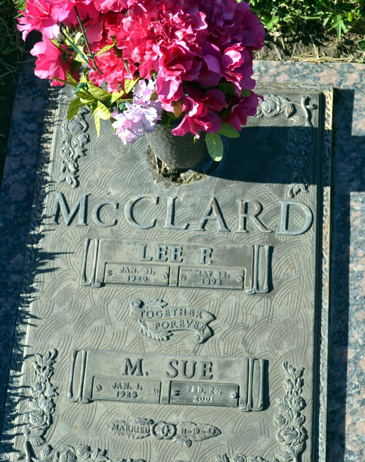 Mercedes <i>Landry</i> McClard