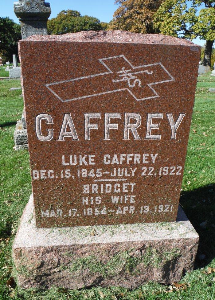 Luke Caffrey