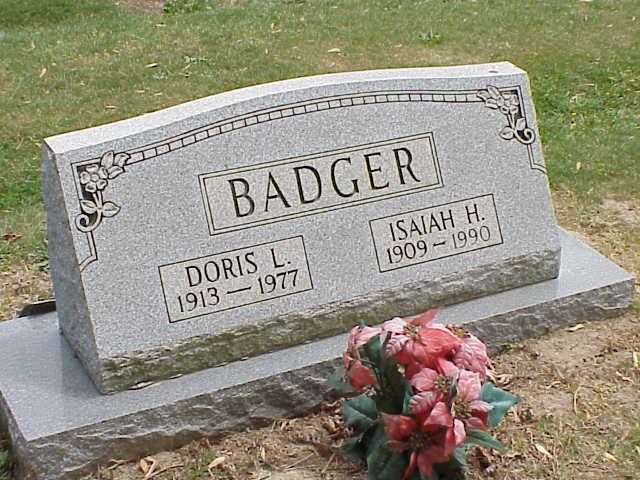 Isaiah H Badger