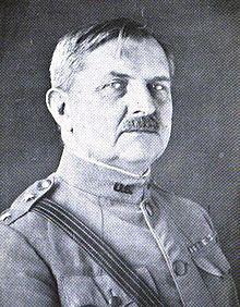 Gen George Collins Rickards