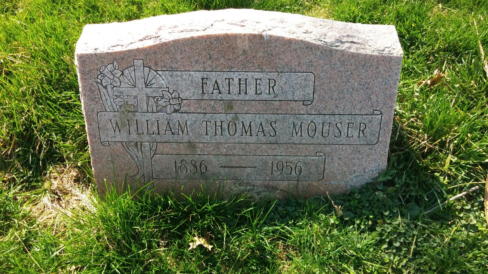William Thomas Mouser