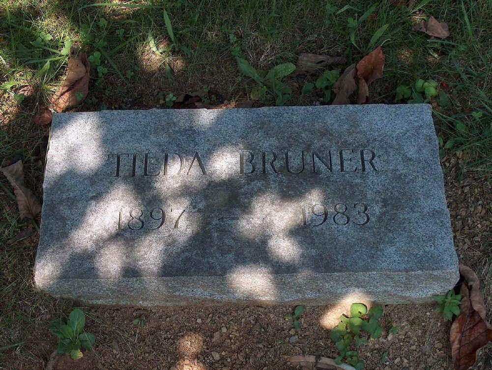 Matilda Kate <i>Herron</i> Bruner