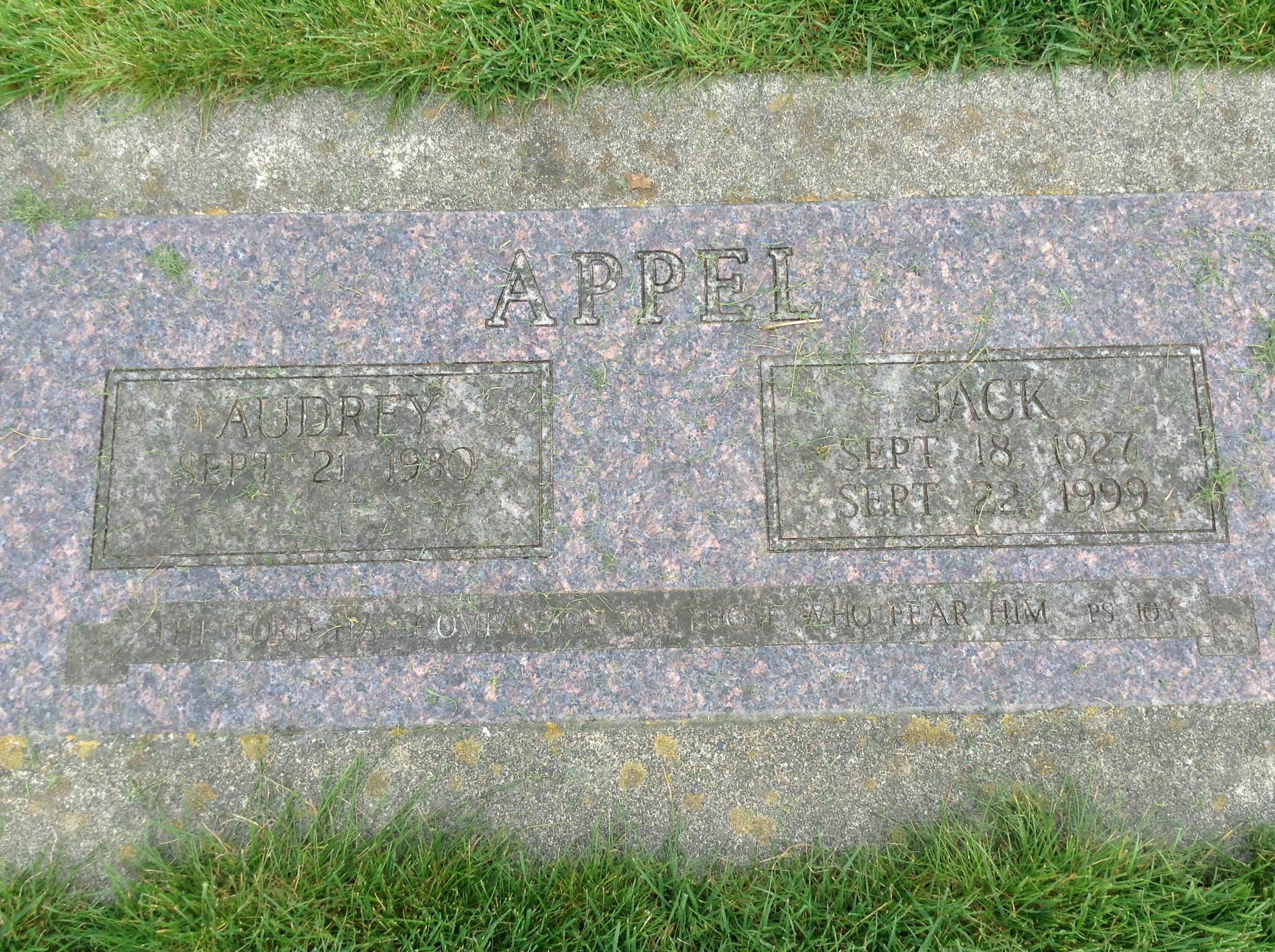 Jacob Appel