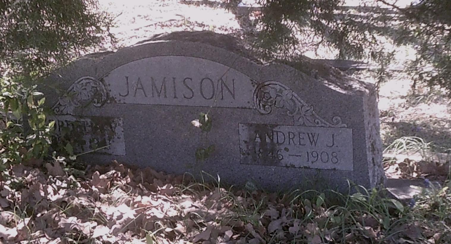 Andrew Jackson Jamison