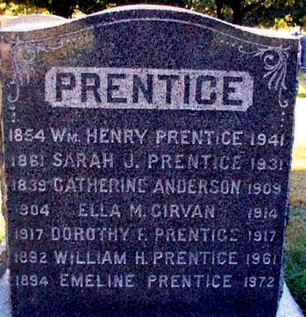William Henry Hudson Prentice