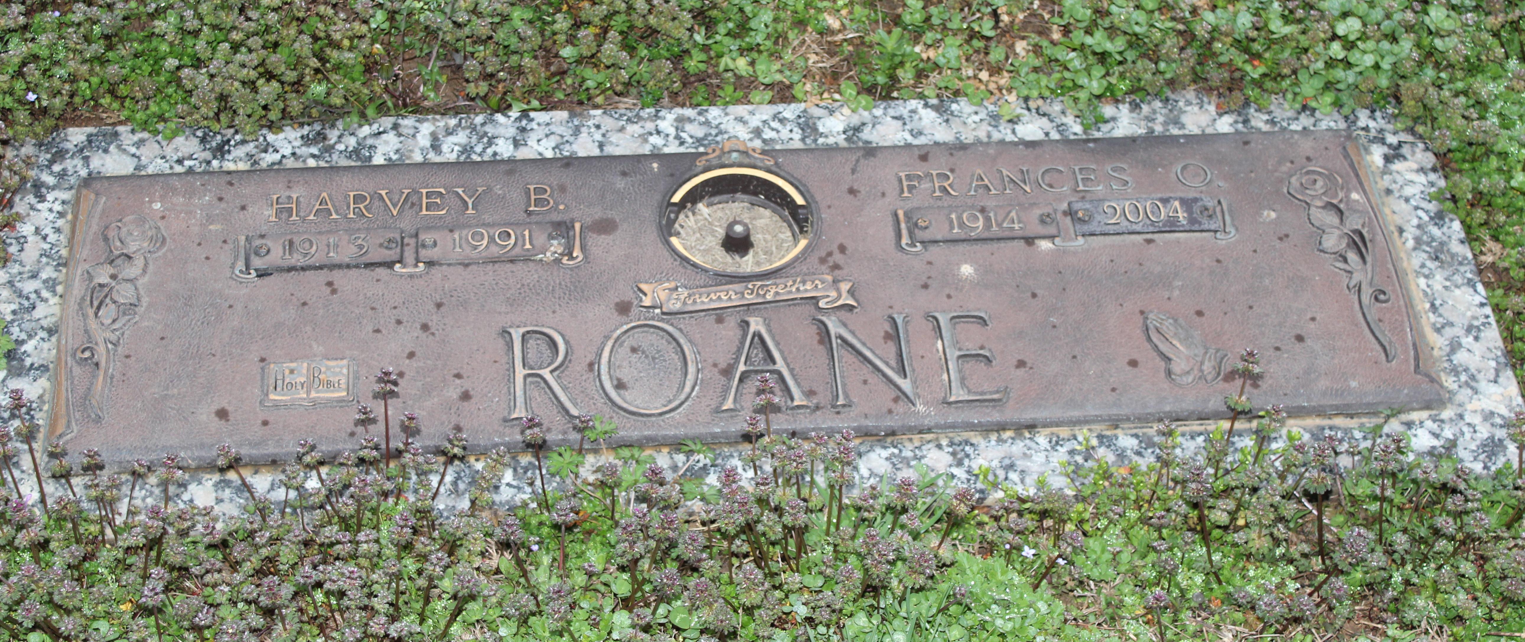 Frances O Roane